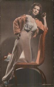 Sexy Lady Burlesque Semi-Nude Pin-Up - 1920s Arcade Exhibit Card #8