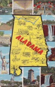 Key To View On the Side Birmingham Alabama 1946
