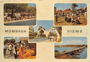 BG21289 mombasa views types folklore kenya