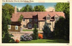 Tennessee Gatlinburg The Methodist Church