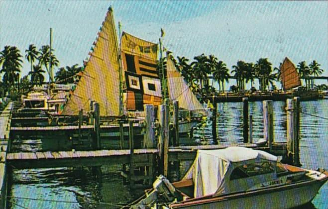 Florida Fort Myers Yacht Basin 1981