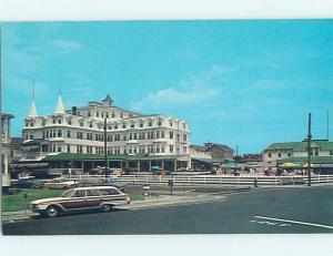 Unused Pre-1980 HOTEL SCENE Cape May New Jersey NJ B0445
