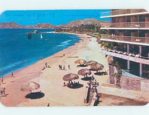 Pre-1980 HOTEL SCENE Acapulco Mexico F6510