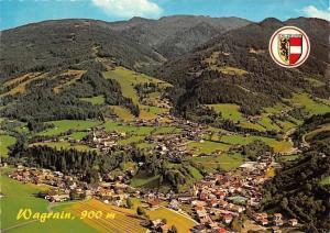 Wagrain mit Griesskareck Salzburg Gesamtansicht Panorama