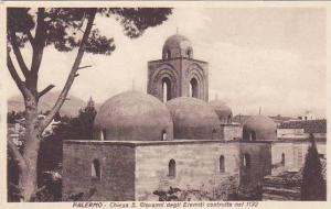 Palermo , Italy , 1910s ; Chiesa S. Giovanni