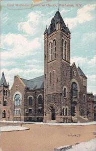 New York Rochester First Methodist Episcopal Church 1907