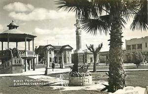 RP Plaza Principal P. Negras Coah Mexico