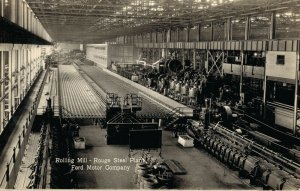 USA - Rolling Mill Rogue Steel Plant Ford Motor Company 04.11
