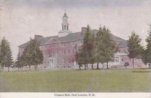 New Hampshire New London Colgate Hall