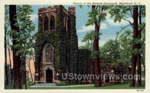 Church of the Messiah Rhinebeck NY Unused