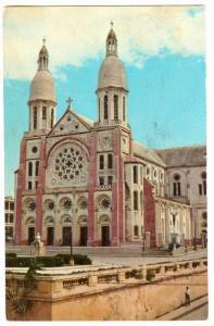 Catholic Cathedral , Port-au-Prince , Haiti , 40-60s
