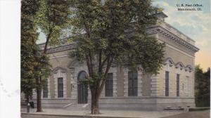 MONMOUTH, Illinois, PU-1914; U. S. Post Office