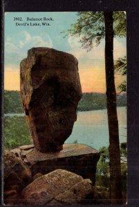 Balance Rock,Devil's Lake,WI BIN