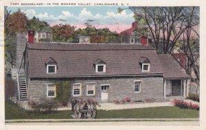 CANAJOHARIE , New York , 1924 ; Fort Rensselaer