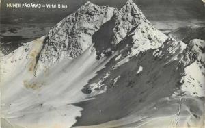 Romania muntii fagaras varful balea iarna winter mountain