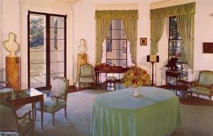 Postcard, Monticello, Home of Thomas Jefferson, Charlottesville, Virginia #439