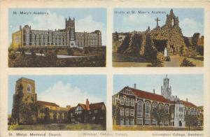 Windsor, Ontario  St. Mary's Academy Multi-view