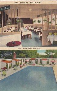 New York City Penquin Restaurant & Fireside Ranch sk4332