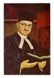 Alexander Astor, Chief Rabbi of New Zealand, Jewish, 1970