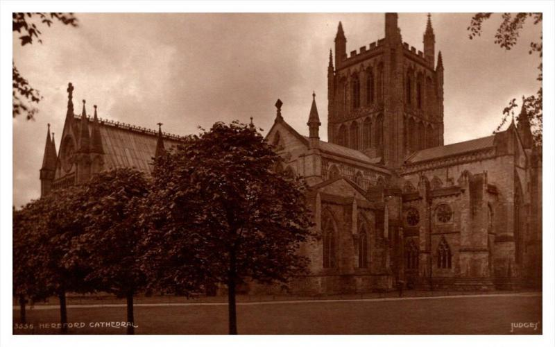 Hereford  Cathedral   RPC Judges LTD  no.3556