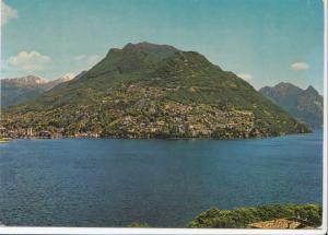 Switzerland, Suisse, LUGANO, Monte Bre, unused Postcard