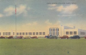 PARIS , Texas , 30-40s ; Junior College