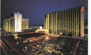 MGM Grand Hotel, Night View, LAS VEGAS, Nevada, 40-60´s
