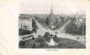 c1907 Private Postcards Famous Buildings Views by Blind CPI Washington DC P278