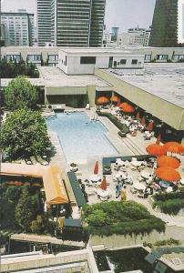 Bonadventure Hilton Hotel , MONTREAL , Quebec , Canada , PU-1991