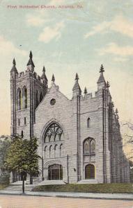 First Methodist Church , ATLANTA , Georgia , 00-10s