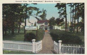 BRANTFORD , Ontario , 1910-20s; General View Bell Homestead