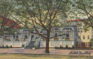 ATLANTIC CITY , New Jersey , 1930-40s ; Hotel Dudley