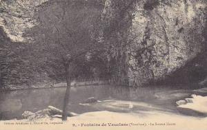 Fountaine de Vaucluse , France , 00-10s