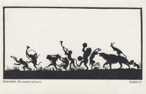 DIEFENBACH : Fantasy Silhouette , 00-10s ; Teiblid 15