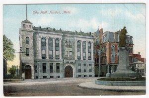 Taunton, Mass, City Hall