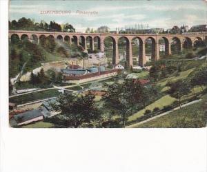 Luxemburg Passerelle