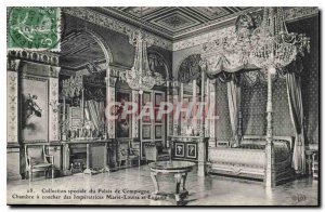 Old Postcard Collection spiciale the Palace of Compiegne