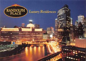 Randolph Palace - Chicago, Illinois