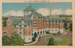 ROANOKE , Virginia, 30-40s; Hotel Roanoke