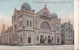 Exterior, Philadelphia Baptist Temple, Philadelphia, Pennsylvania, 00-10s