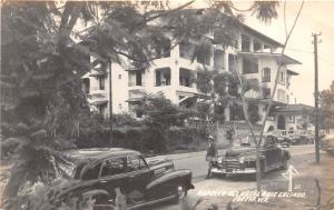 D85/ Foreign RPPC Postcard Fortin Veracruz Mexico Aspecto Del Hotel Ruiz Calindo