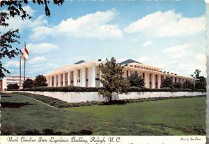North Carolina State Legislative - Raleigh, North Carolina