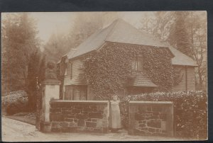Dorset? Postcard -  Real Photo of Unknown Location, Gatehouse? RS5103