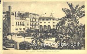 Alger Algeria, Africa, Boulevard Laferriere et la Poste  Boulevard Laferriere...