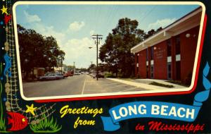 MS - Long Beach. Greetings