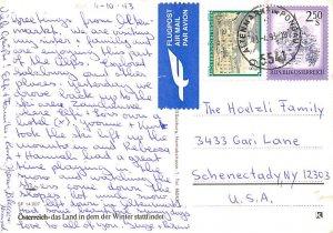 Zauchensee Osterreich Austria 1993