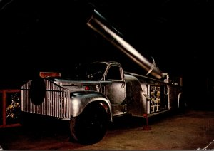 Florida Sarasota Ringling Museum Truck Cannon Donated By Bruno Zacchini Of Th...