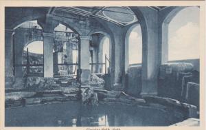 BATH, Somerset, England, United Kingdom, Circular Bath, 00-10s