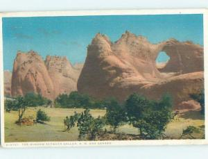 W-Border RUSTIC SCENE Gallup New Mexico NM hk3777