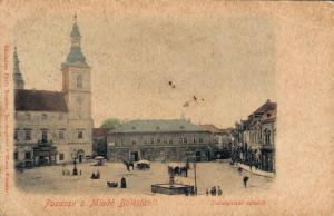 Czech Republic - Pozdrav z Mladé Boleslavi 02.28